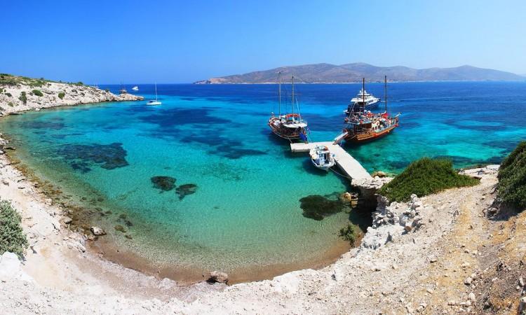 Бунгало в остров Эгейские острова на побережье недорого